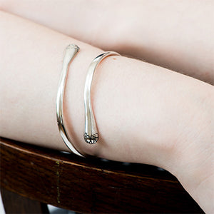 Telkari Drop Bangle