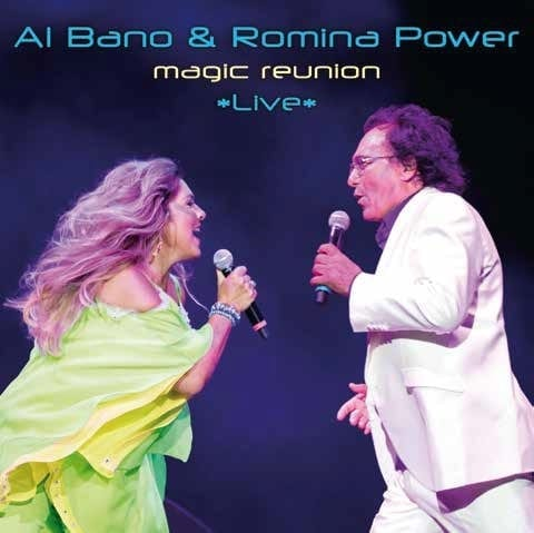 AL BANO & ROMINA PO MAGIC REUNION LIVE