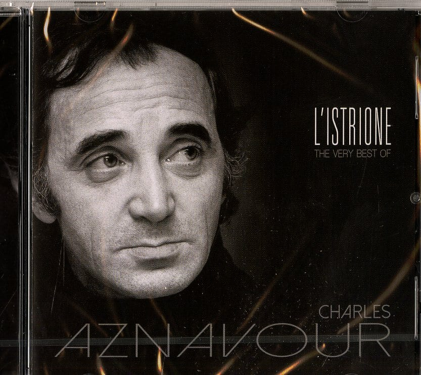 AZNAVOUR CHARLES - L ISTRIONE - THE VERY BEST OF