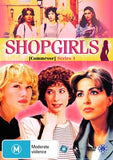 BOX - LE COMMESSE - SHOPGIRLS SERIES 1 2DVD SET REGION 4 PAL
