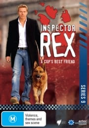 BOX - INSPECTOR REX SERIES 9 2 DVD SET
