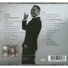 FERRO TIZIANO TZN-THE BEST OF (2CD)