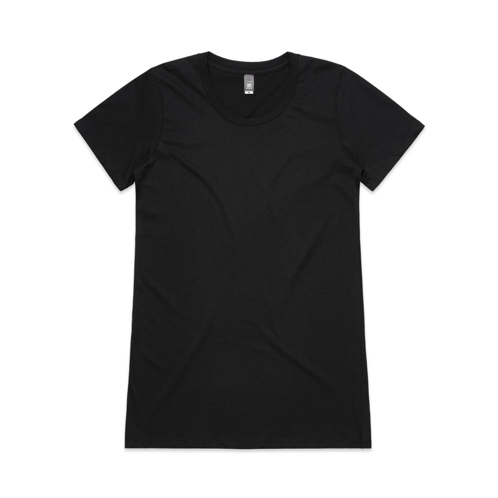 Wo's Wafer Tee - 4002