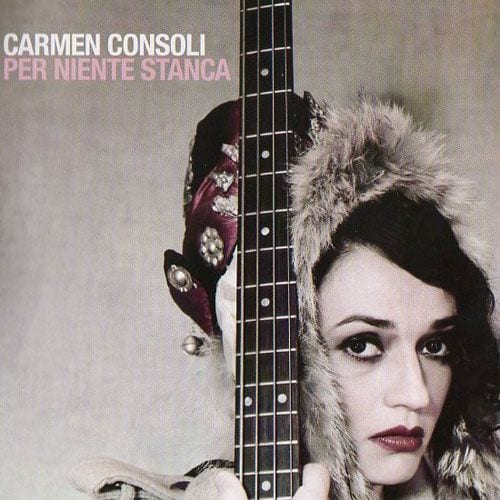 CARMEN CONSOLI - PER NIENTE STANCA-THE BEST OF 2CD