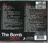 THE BOMB 2K14 (SPRING EDITION) - 2cd set