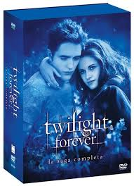 TWILIGHT FOREVER LA SAGA COMPLETA -12DVD SET