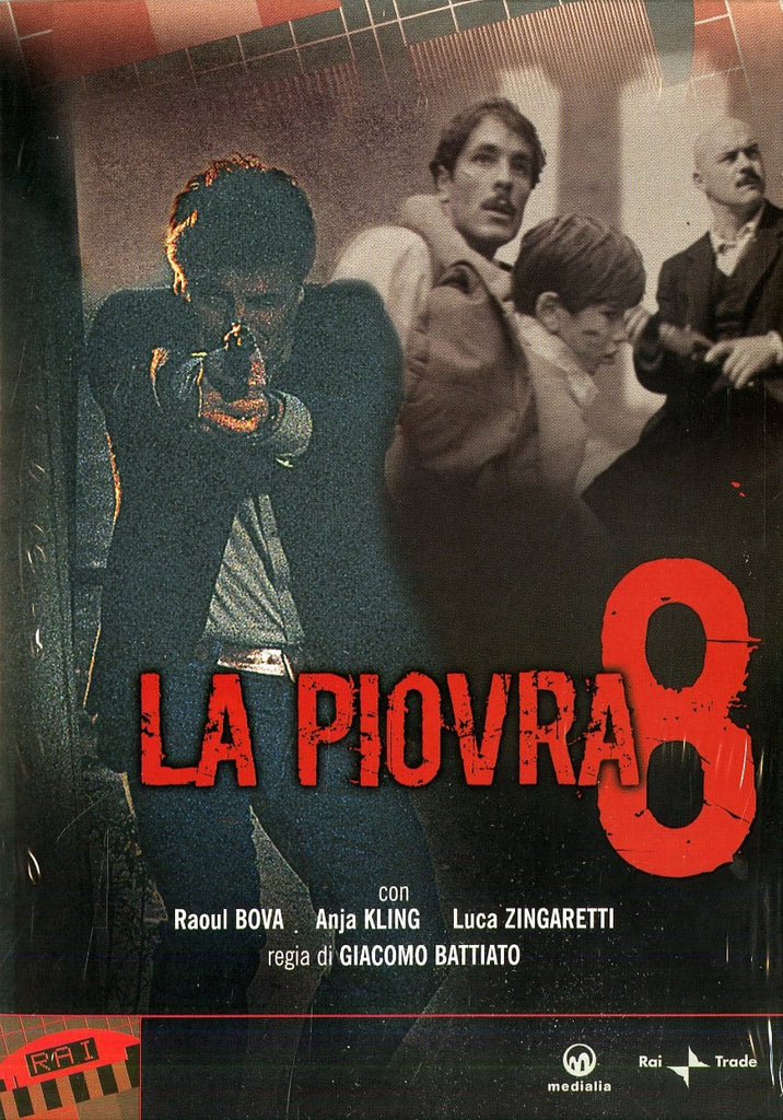 BOX-LA PIOVRA STG.8 - 2DVD SET