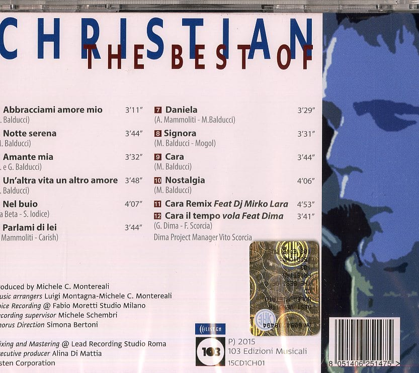 CHRISTIAN THE BEST OF