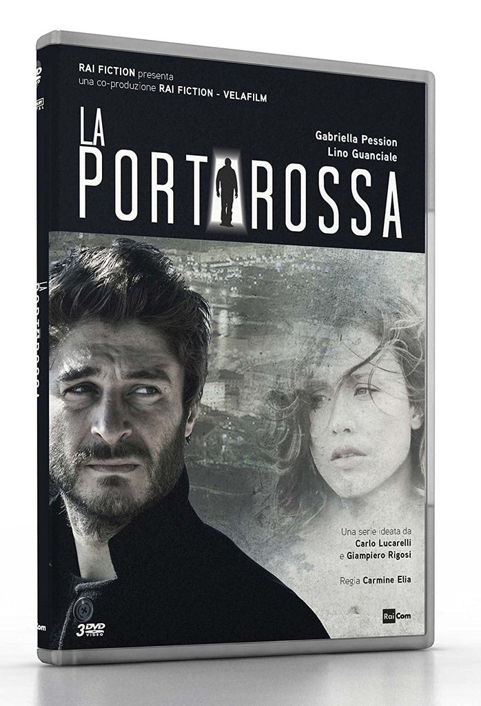 LA PORTA ROSSA (Box 3 Dvd+Cd)