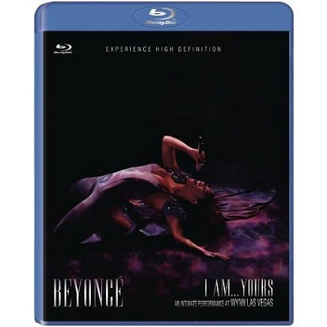 BEYONCE - I Am Yours: BLU-RAY