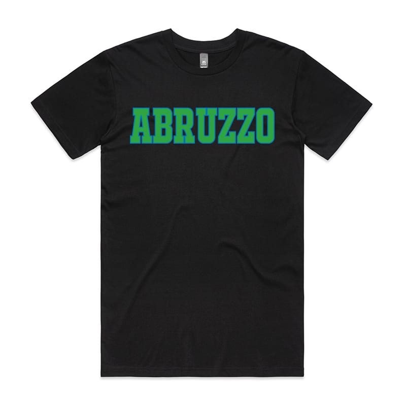 Abruzzo Green Blue T-Shirt