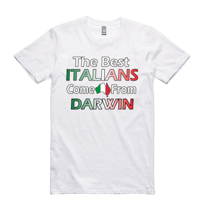 The Best Italian Come From Darwin