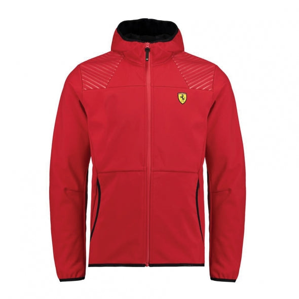 MENS SF SOFTSHELL RED