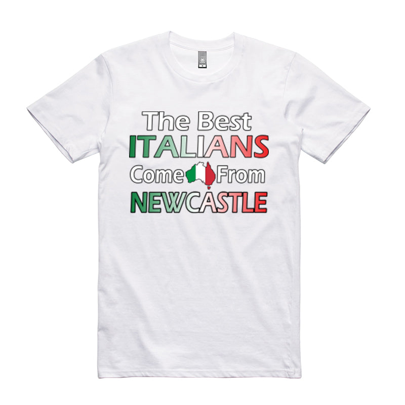 The Best Italian Come From Newcastle
