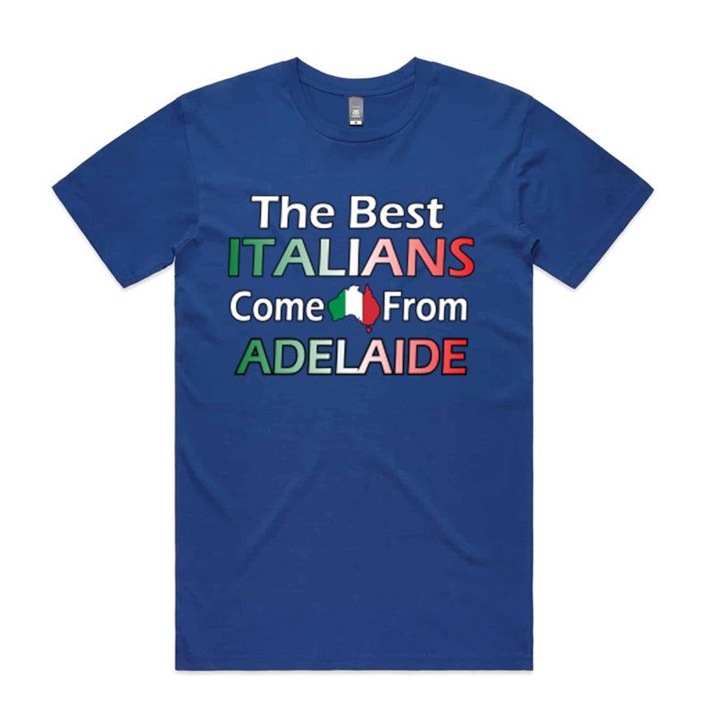 The Best Italian Come From Adelaide