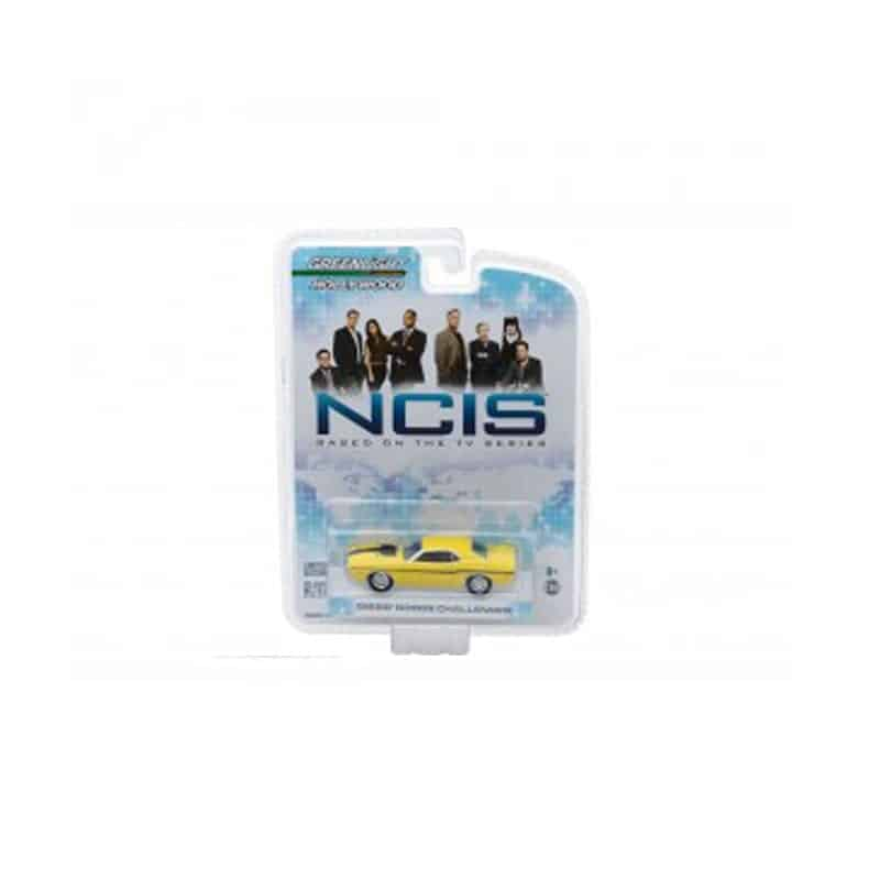 1:64 NCIS 1970 Dodge Challenger Hollywood Series 2 Movie