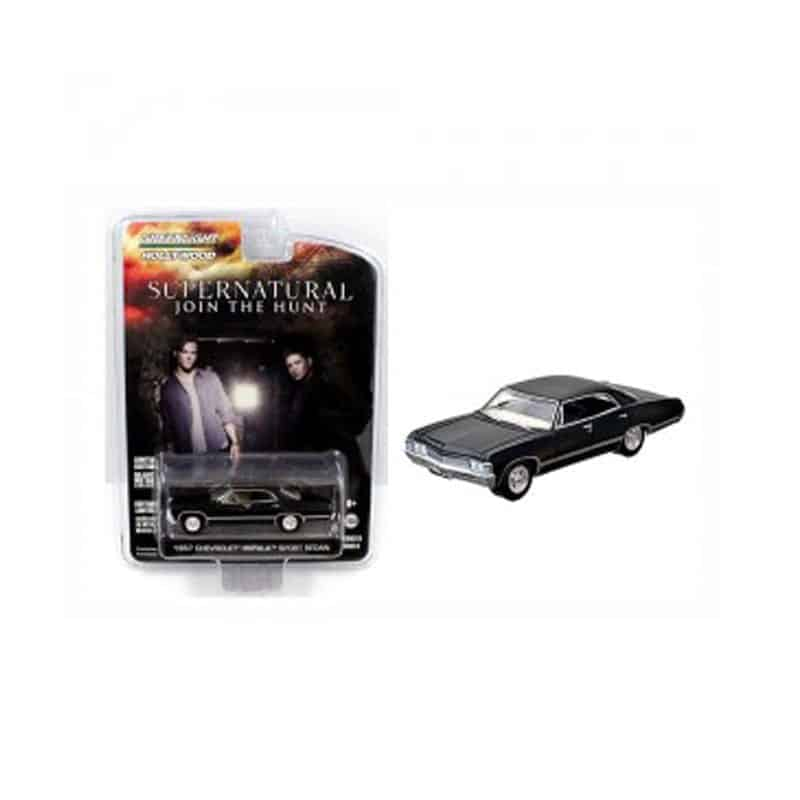 1:64 Supernatural 1967 Chevrolet Impala Sedan (Movie)
