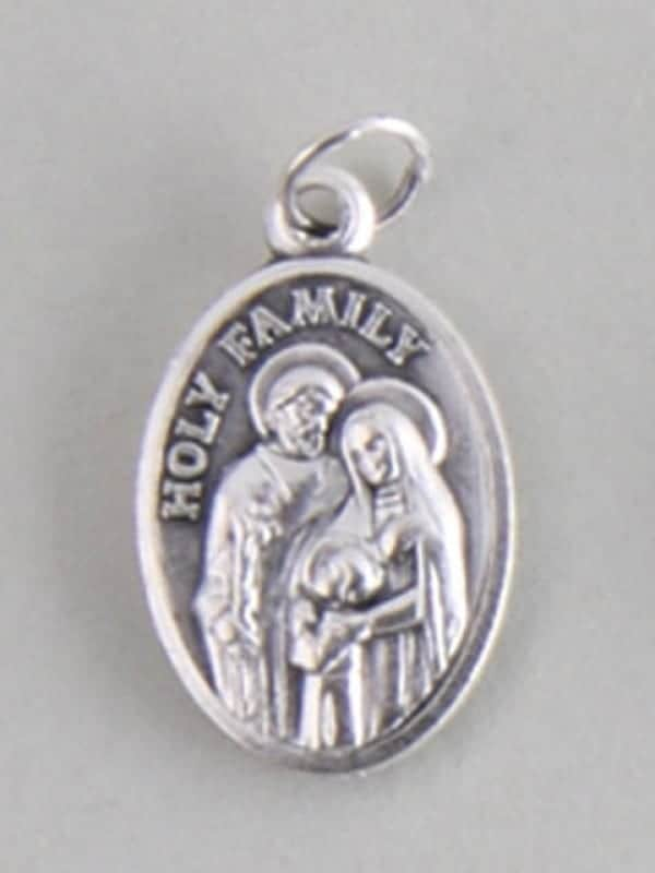 Holy Family Religious Medals