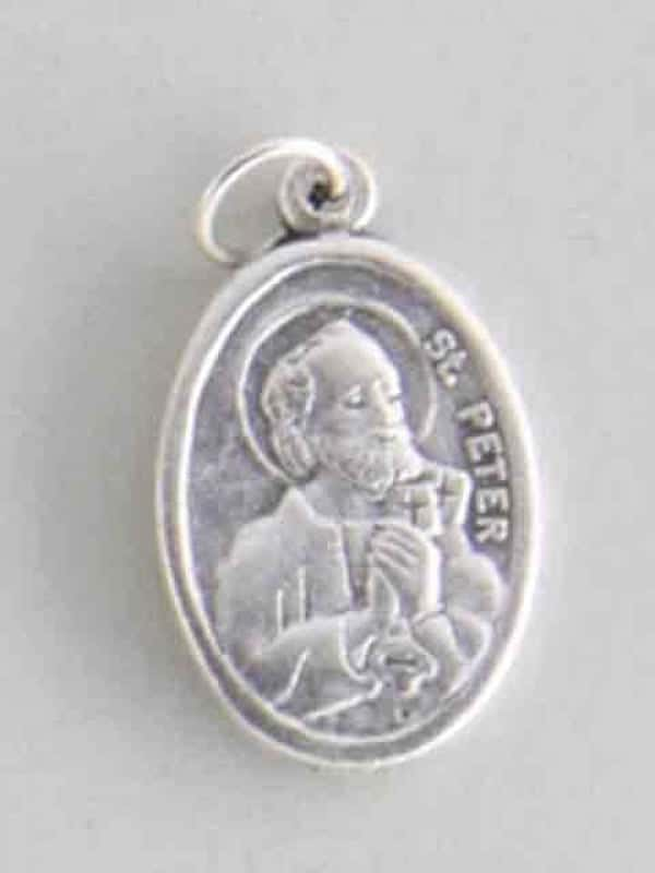 ST Peter  Religious Medal