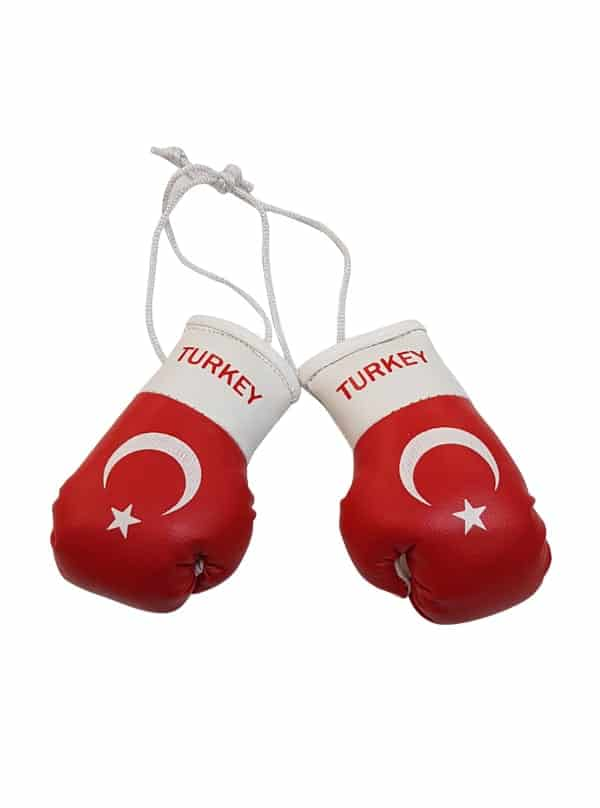 Turkey Mini Boxing Gloves
