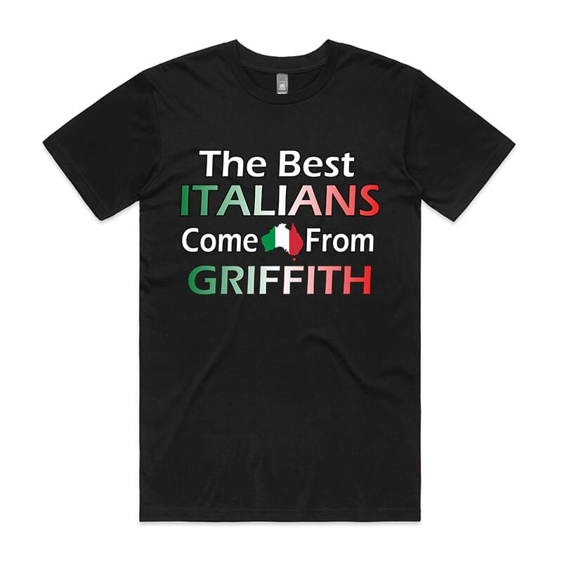 The Best Italian Come From Griffith