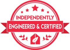 Independently Engineered and Certified
