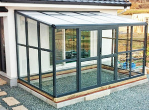 LeanTo Outdoor Room
