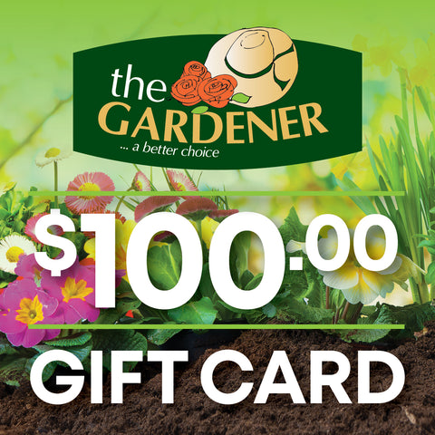 The Gardener Online $100 Gift Card