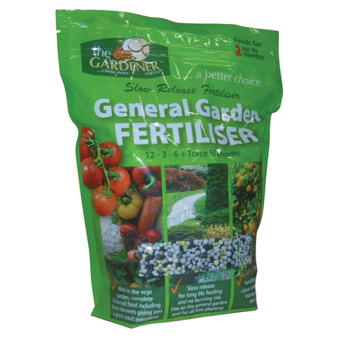 1kg General Garden Fertiliser