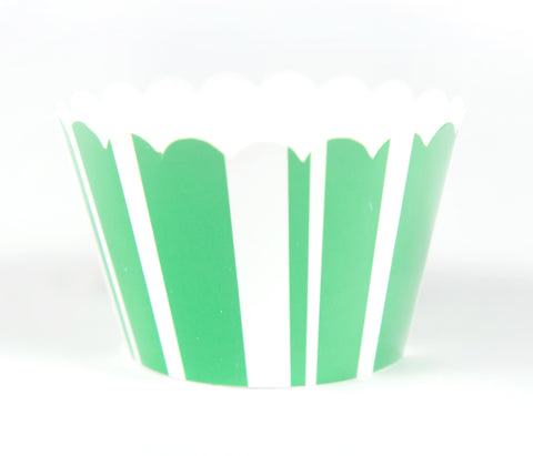Cupcake Couture Stripe Green