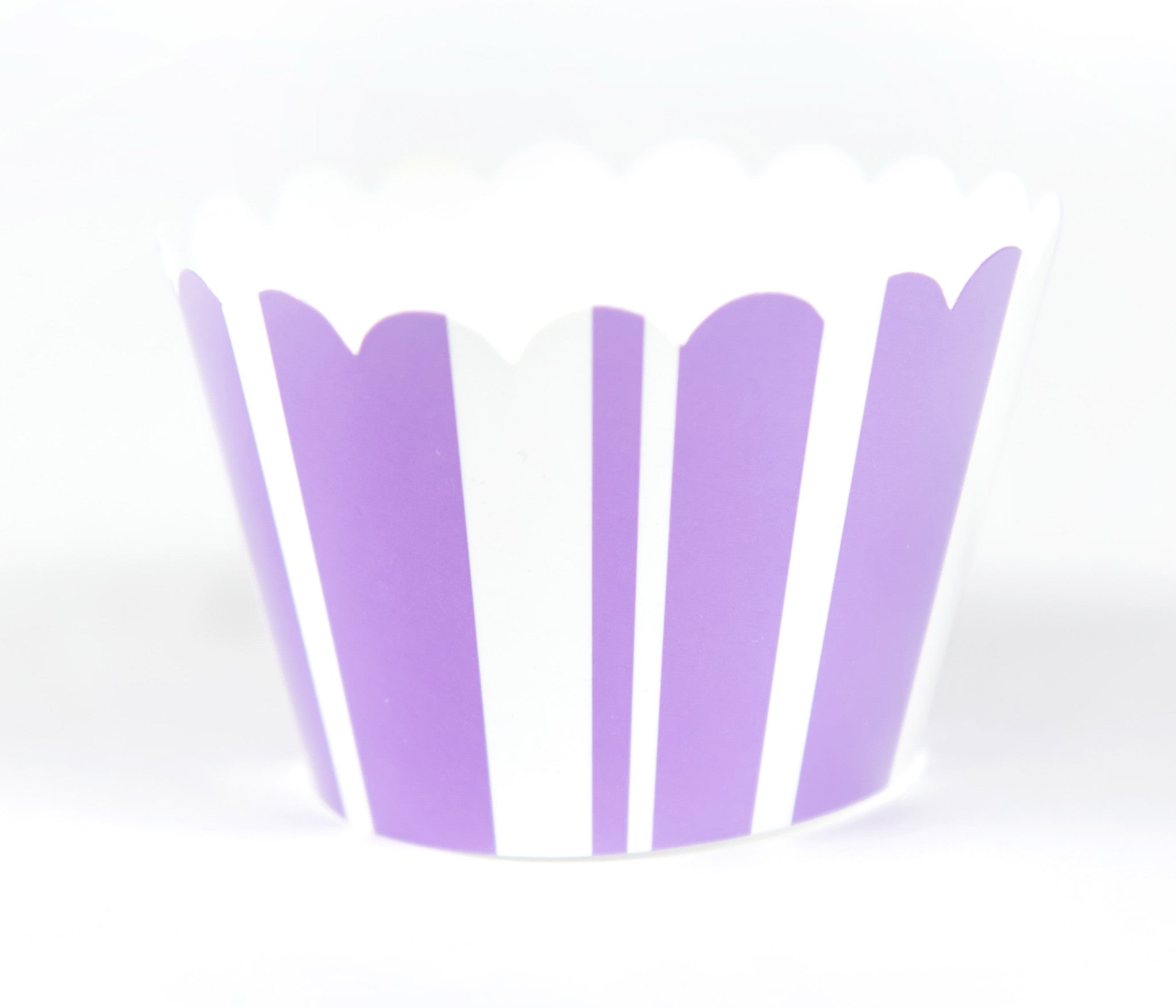 Cupcake Couture Stripe Purple