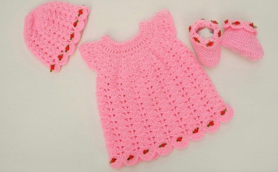 Knitted Set of 3