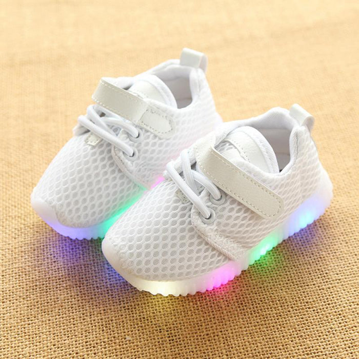 Soft Breathable Illuminating Shoes
