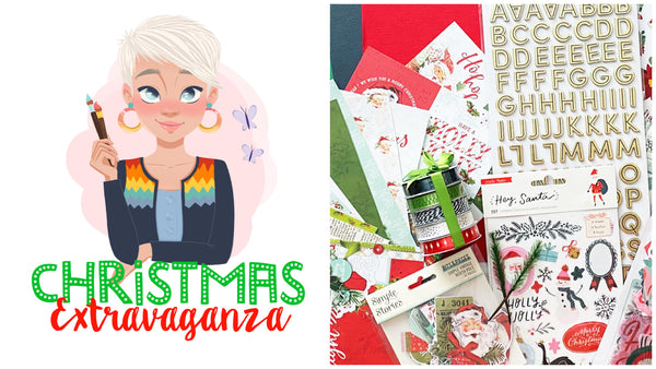 Holiday Extravaganza Interactive Album and Layout Event