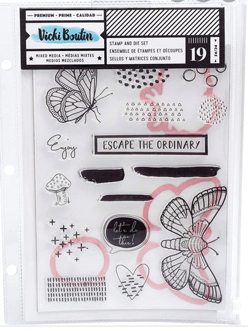Escape the Ordinary Stamps & Stencils
