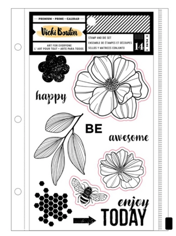 USED- Enjoy Today Stamps Class Set