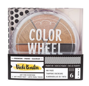 Color Wheel Ink- Metallic
