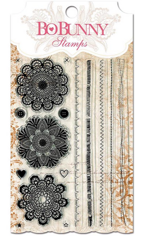 Stitches Stamp Set