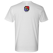 "Load image into Gallery viewer, ""Split"" Unisex Short Sleeve Shirt"