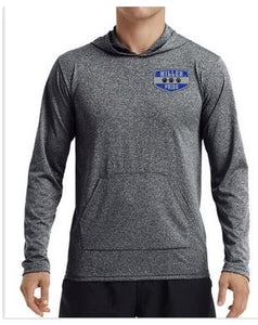 Miller Elementary 'Miller Pride' Adult Hooded Long Sleeve Tee