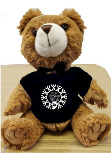 Circle the State with Song Custom BEAR with Bowtie