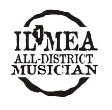 Load image into Gallery viewer, ILMEA All District Festival Short Sleeve T-Shirt for Purchase!