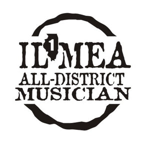 ILMEA All District Festival Short Sleeve T-Shirt for Purchase!