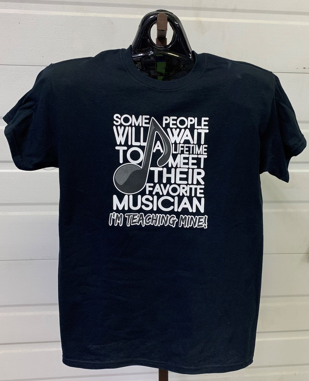 T-Shirt: I'm Teaching My Favorite Musician...