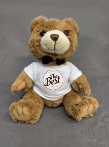 Legacy High School 'Simply the Best' Stuffed BEAR