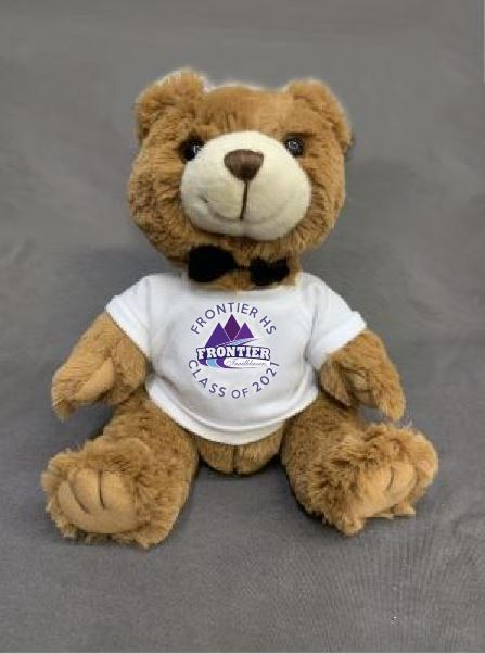 Frontier High School Class of 2021 Stuffed BEAR