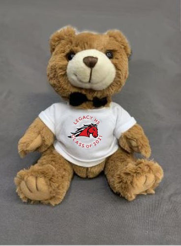 Legacy High School Class of 2021 Stuffed BEAR