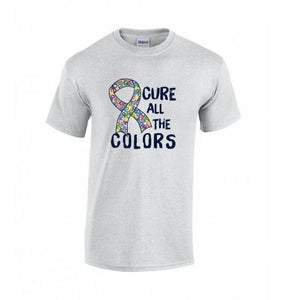 For ILMEA: Cure All the Colors T-Shirt