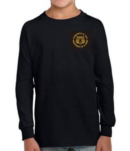 Mary Orr Intermediate NEW 'Be Kind' Long Sleeve Tee Shirt with Front and Back Logo