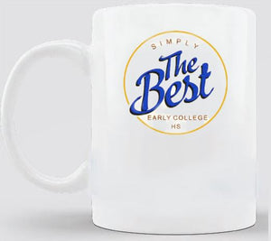 Early College High School Simply the Best COFFEE MUG